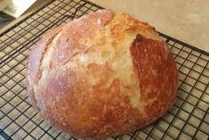 Быстрый хлеб без замеса на французский манер для тех, кто ценит свое время! Bread Recipes, Cooking Recipes, Healthy Recipes, Baked Buffalo Cauliflower, Bread Baking, Bon Appetit, Bakery, Good Food, Dessert Recipes