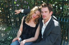 Before Sunset, 2004.  Richard Linklater.