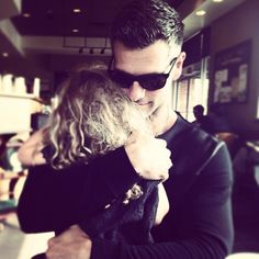 Alan and his little girl, Avery-Jade
