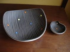 Image result for mid century pottery