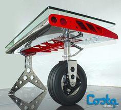 aircraft furniture!