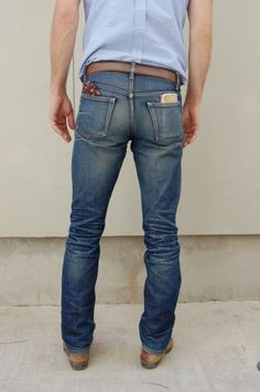 I love cowboy butts