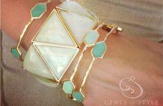 GroopDealz | Mint Green Bracelets! - 3 Styles!
