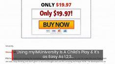 MyIMUniversity Review - MyIMUniversity by Amit Pareek - Digital Product ...