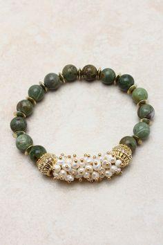 Dianna Pearl Bracelet | Emma Stine Jewelry Bracelets