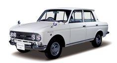 Datsun 1300 SS Bluebird (1966)