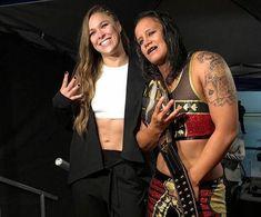 Rousey Wwe, Ronda Rousey, Rowdy Ronda, Shayna Baszler, Raw Women's Champion, Ufc, Sari, Celebs, Fashion