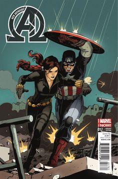 Marvel New Avengers for April 30, 2014