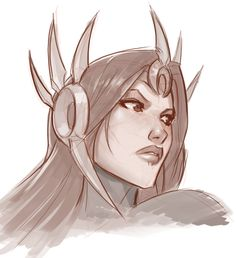 /Leona (League of Legends)/#1718938 - Zerochan ironstylus