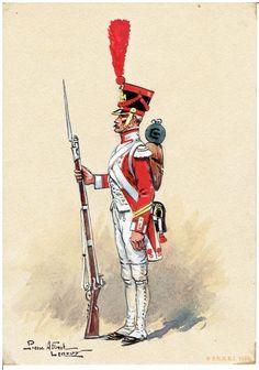 fantassin d'infanterie suisse
