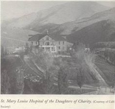 The old hospital in Virginia City where I went on my first of many ghost hunts.