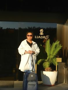Visiting my favorite collection...Lladro Factory in Valencia, Spain!!!!