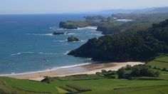This is a lovely coastal walk which takes you round the stunning beach of Torimbia