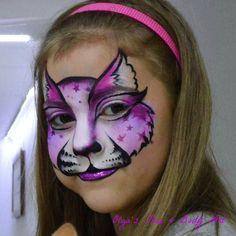 A starry #kittycat for a lovely model. #learnfacebodyart #facepaint #facepainting #facepainter #olgamurasev #аквагрим #грим #ольгамурашева #faceart #facepaints #facepainted #bodypainting #bodypainter #paintlife #catfacepaint #kittycatfacepainting