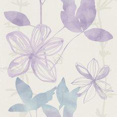 Papel Pintado Flower Poetry 2015 451351