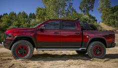 Why the Hellcat Powered Ram Rebel TRX Concept Could Reach Production