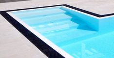 Acqua SPA - Tipologia delle piscine Swimming Pool Images, Swimming Pools, Architecture Design, New Homes, House, Pool Installation, Diy Patio, Small Backyard Pools, Arquitetura