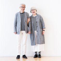 ユニクロさんの「Today's Pick Up」に掲載していただきました❣️普段からユニクロを愛用している私達、お声を掛けていただいてとても嬉しかったです プロのカメラマンさんに撮っていただいた写真です。 http://www.uniqlo.com/jp/news/sp/topics/2017060101/ #ユニクロ #uniqlo #ユニクロコーデ #couple #over60 #fashion #coordinate #outfit #ootd #instafashion #instaoutfit #instagramjapan #greyhair #夫婦 #60代 #ファッション #コーディネート #夫婦コーデ #今日のコーデ #グレイヘア #白髪 #共白髪