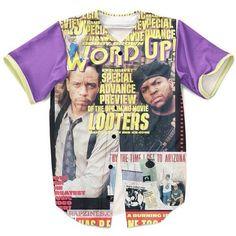 Ice T Ice Cube Jersey