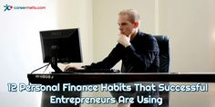 To become successful in entrepreneurship, it will pay off in the long run to develop key personal finance habits. Here are the 12 Habits! Electronic Filing System, Puerto Serie, Best Stocks To Buy, Corporate Strategy, Small Business Organization, Accounting Firms, Memoria Ram, Business Journal, Financial Statement