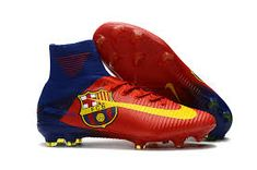 Nike Mercurial Superfly V Barcelona Acc Fg Soccer Cleats Red Blue Yellow Shoe Adidas Soccer Boots, Nike Football Boots, Nike Boots, Soccer Shoes, Nike Cleats, Soccer Cleats, Football Messi, Custom Football Cleats, Soccer Hoodies