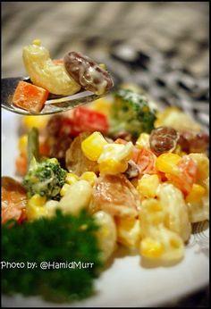 Kehidupan Cahaya Hidup: Vegetable Salad