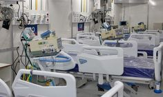 Rio quer que Justiça reconsidere decisões sobre hospitais de campanha Portal, Cristina, 1, Trusting People, Social Organization, Hospitals, Campaign, Rio De Janeiro, City