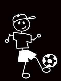 (tiener) jongen voetbal pet, wit