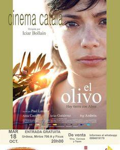 Este martes 18 cinema Català 8pm