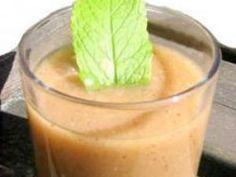 Recette Smoothie kiwi , poire , gingembre - Feminin Bio