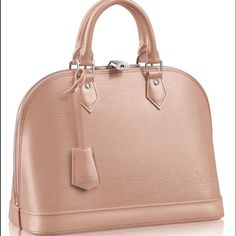 Authentic Louis Vuitton Alma PM Epi in Dune Gorgeous New Louis Vuitton Alma  PM in Epi 5ea923f829