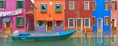 Photograph Rainbow Canal by Igor Menaker on 500px