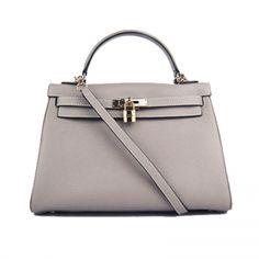 Hermes Kelly bag so chic