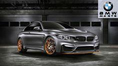 BMW M4 GTS Concept Car Wallpaper