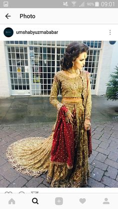 Pakistani Outfits, Indian Outfits, Ethnic Fashion, Indian Fashion, Women's Fashion, Pakistan Wedding, Desi Bride, Lehenga, Party Wear