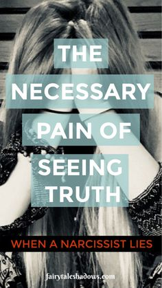 When a narcissist lies, it splits the world off into two realities. Causes Of Narcissism, Signs Of Narcissism, Types Of Narcissists, Toxic People, Why People, Emotional Abuse, Emotional Healing, Psychological Manipulation, Letting Someone Go