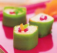 Twinkie Sushi- April Fools food