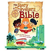 The Story Travelers Bible from @TyndaleHouse #Christian #childrensbooks #review #TyndaleHouse #sponsored