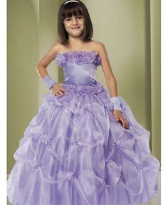 vestido de festa infantil para daminha - Pesquisa Google
