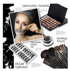 """Newchic style - Beauty"" by mymilla ❤ liked on Polyvore featuring beauty"