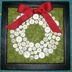 Cute Christmas 'wreath'
