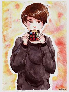 The rubix cube mug ♥♥♥