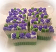 You can certainly compare this bar with the true fragrance of LILACS. If you love LILACS fragrance--then This is a Glycerin soap youll love, too! I