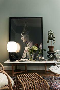 Vakker og avslappet eleganse   Bo-bedre.no, photo ©Jonas Ingerstedt/House of Pictures