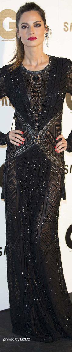 Ariadne Artiles at the 2014 GQ Men of the Year Awards