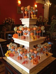 #fall theme baby shower