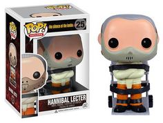 Hannibal Lecter - Silence of the Lambs - Funko Pop! Vinyl Figure