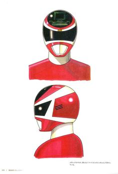 All About Katsushi Murakami Character Model Sheet, Character Modeling, Character Concept, Concept Art, 3d Modeling, Character Ideas, Power Rangers Fan Art, Power Rangers In Space, Live Action
