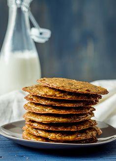 Sweet Cookies, Sweet Treats, Cookie Recipes, Dessert Recipes, Desserts, Healthy Snacks, Healthy Recipes, Cheesecake Cake, Sweet Recipes