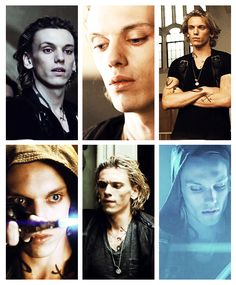 Jamie Bower as Jace Wayland In The Mortal Instruments - City Of Bones. so excited!